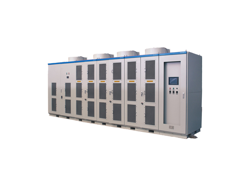 Medium/low voltage electric power quality correction equipment
