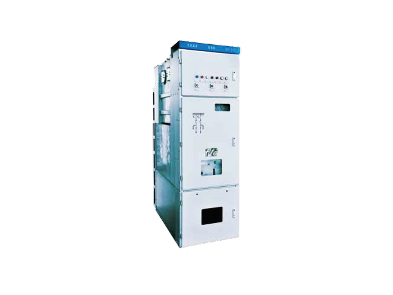 XGN17D-2×27.5 Railway Electrified Gas-insulated Metal-enclosed Switchgear